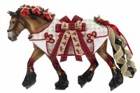 BREYER 2020 YULETIDE GREETINGS HOLIDAY