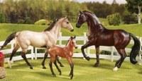 BREYER CLASSICS SPORT HORSE FAMILY