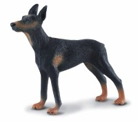 BREYER CORRAL PAL DOBERMAN PINSCHER