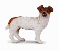 BREYER CORRAL PAL JACK RUSSELL TERRIER