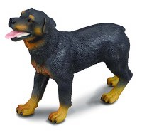 BREYER CORRAL PAL ROTWEILER