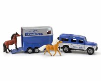 BREYER FARMS LAND ROVER & TRAILER