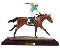BREYER RESIN HORSE  AMERICAN PHAROAH