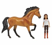 BREYER SPIRIT LUCKY & SPIRIT SMALL SET