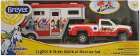 BREYER STABLEMATES  ANIMAL RESCUE