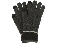 BRITT'S KNIT MEN'S GLOVES GRAY