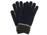 BRITT'S KNIT MEN'S GLOVES NAVY