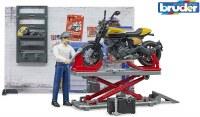 BRUDER BWORLD DICATI MOTORCYCLE SERVICE