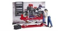 BRUDER WORLD MOTORCYCLE SERVICE