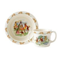 BUNNYKINS 2pc BOWL & MUG SET