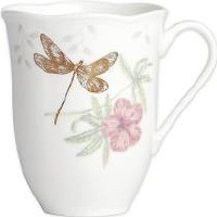 BUTTERFLY MEADOW 20TH ANN MUG DRAGONFLY