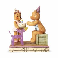 BUTTON & SQUEAKY HAPPY BIRTHDAY