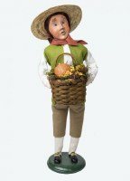 BYERS' CHOICE COLONIAL HARVEST MAN