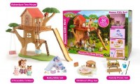 CALICO CRITTERS ADV TREEHOUSE GIFTSET