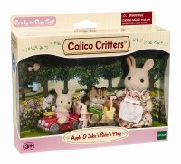 CALICO CRITTERS     APPLE & JAKE
