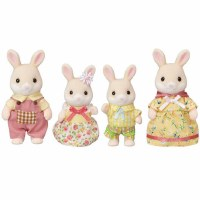 CALICO CRITTERS MARGARET RABBIT FAMILY
