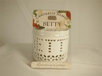 CANDLELIT NAMES     BETTY