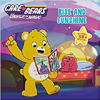 CARE BEARS BOOK RISE & FUNSHINE