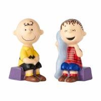 CHARLIE BROWN & LINUS SALT & PEPPER