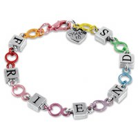 CHARM IT! BRACELET  FRIENDS LINK