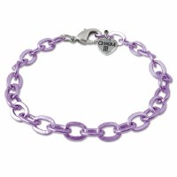 CHARM IT! BRACELET PURPLE