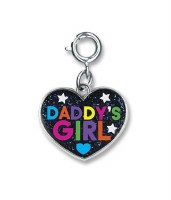 CHARM IT! CHARM      DADDY'S GIRL HEART