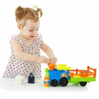 FP LITTLE PEOPLE CHOO CHOO ZOO TRAIN