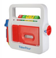 CLASSIC FISHER PRICE TAPE RECORDER