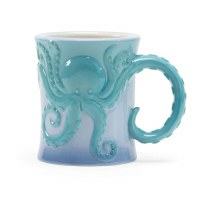 COAST TO COAST OCTOPUS MUG