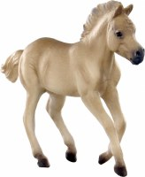 COLLECTA BROWN DUN FJORD FOAL