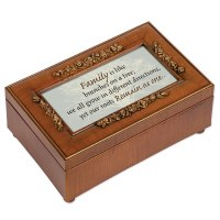 COTTAGE GARDEN MUSIC BOX FAMILY BRANCHES