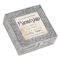 COTTAGE GARDEN MUSIC BOX FRIENDSHIP