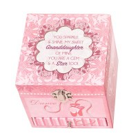 COTTAGE GARDEN MUSIC BOX GRANDDAUGHTER