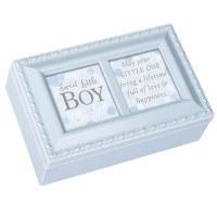 COTTAGE GARDEN MUSIC BOX LITTLE BOY