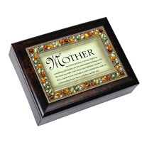 COTTAGE GARDEN MUSIC BOX PERFECT MOTHER