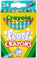 CRAYOLA 24CT CRAYONS PEARL