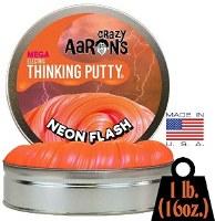 CRAZY AARON'S 1LB TIN NEON FLASH