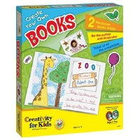 CREATIVITY FOR KIDS CREATE YOUR OWN BOOK