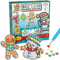 CREATIVITY FOR KIDS HOLIDAY BIG GEM PNT