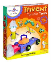CREATIVITY FOR KIDS INVENT TOYS