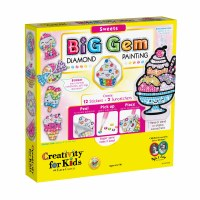 CREATIVITY FOR KIDS GEM PAINTING SWEETS