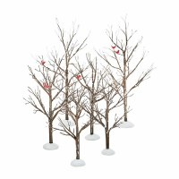 D56 BARE BRANCH TREE SET/6