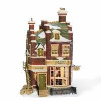 D56 CHRISTMAS CAROL SCROOGE/MARLEY HOUSE