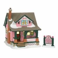 D56 CHRISTMAS STORY AUNT CLARA'S HOUSE