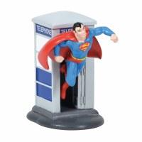 D56 DC VILLAGE SUPERMAN