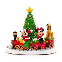 D56 DISNEY MICKEY'S HOLIDAY EXPRESS