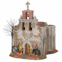 D56 HALLOWEEN DAY OF THE DEAD CHURCH