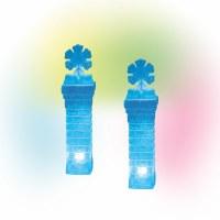 D56  LIT ICE CASTLE CORNERS