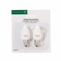 D56 REPLACEMENT 12V LIGHT BULB SET OF 2