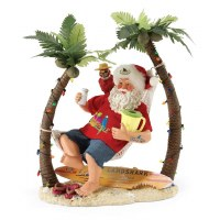 D56 WASTED AWAY MARGARITAVILLE SANTA